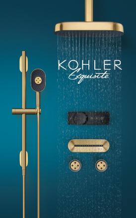 科勒中国官方网站KOHLER China_国际著名卫浴橱柜领先品牌